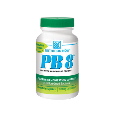 Nutrition Now PB 8 Pro-Biotic Acidophilus for Life (Vegetarian)