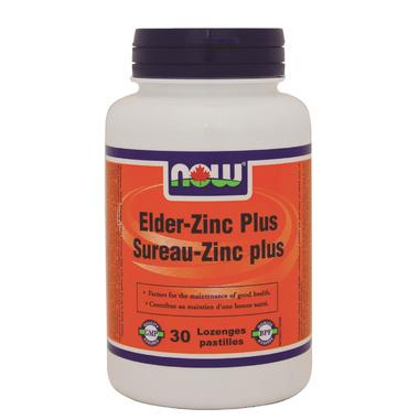 NOW Foods Elder-Zinc Plus