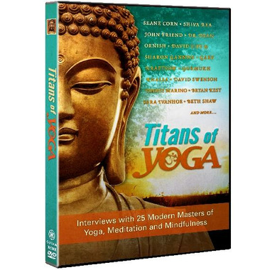 Gaiam: Titans Of Yoga DVD