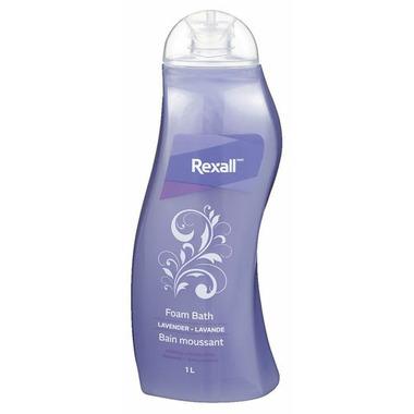 Rexall Foam Bath Lavender