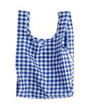 Baggu Standard Baggu Reusable Bag in Blue Gingham