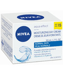 Nivea Aqua Effect Moisturizing Day Cream for Normal Skin