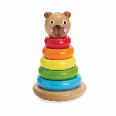 Manhattan Toy Brilliant Bear Magnetic Stack up