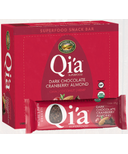 Nature's Path Qi'a Bars Dark Chocolate Cranberry Almond Bar