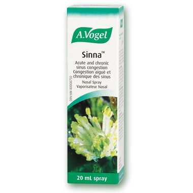 A.Vogel Sinna Nasal Spray