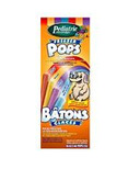 Pediatric Electrolyte Freezer Pops