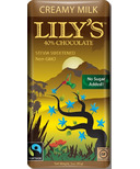 Lily's Sweets 40% Chocolate Creamy Milk Bar