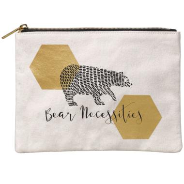 Folklore Medium Pouch Bear Necessities