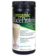 Prairie Naturals Organic Sprouted RiceProtein Simply Natural