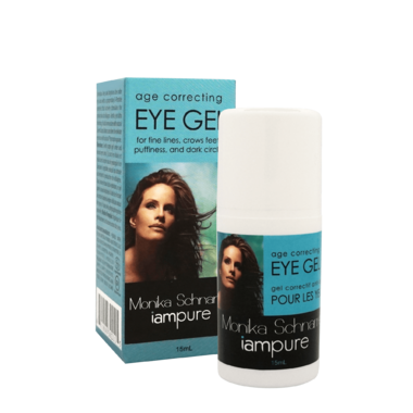 Monika Schnarre iampure Age Correcting Eye Gel
