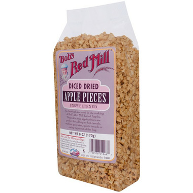 Bob\'s Red Mill Diced Dried Apples