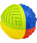 CaaOcho Natural Rubber Sensory Ball Rainbow