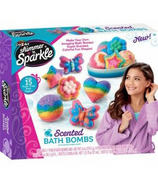 Cra-Z-Art Shimmer 'n Sparkle Make Your Own Scented Bath Bombs