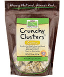 NOW Real Food Cashew Crunchy Clusters