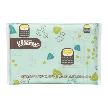 Kleenex Everyday Tissue Slim Pack