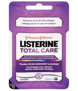 Listerine Total Care Easy Sliding Floss in Mint