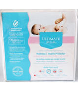Ultimate Mum Crib Mattress Cover