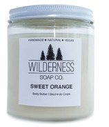 Wilderness Soap Co. Sweet Orange Body Butter