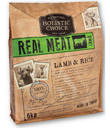 Holistic Choice Real Meat Lamb & Rice Dog Food