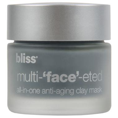 Bliss Multi-Face-Eted All In One Anti-Aging Clay Mask