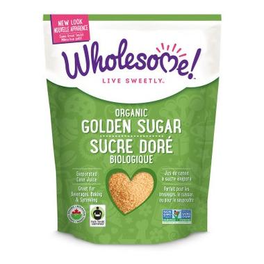 Wholesome Sweeteners Fair Trade Organic Sugar