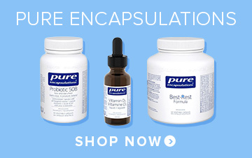 Pure Encapsulations at Well.ca