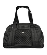 Lug Propeller Overnight / Gym Bag Midnight Black