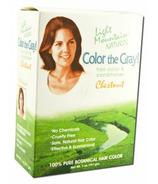 Light Mountain Color the Gray Natural Haircolor