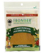 Frontier Natural Products Organic Curry Powder