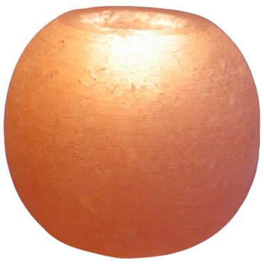 Lumiere de Sel Feng-Shui Tealight Holder