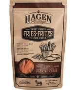 Hagen Heritage Dog Treats Sweet Potato Fries
