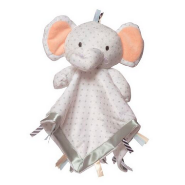 Manhattan Toy Playtime Plush Elephant Blankie