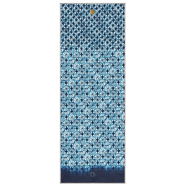 Manduka yogitoes Skidless Yoga Towel Tesselate