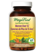 MegaFood Women Over 55 Multi-Vitamin