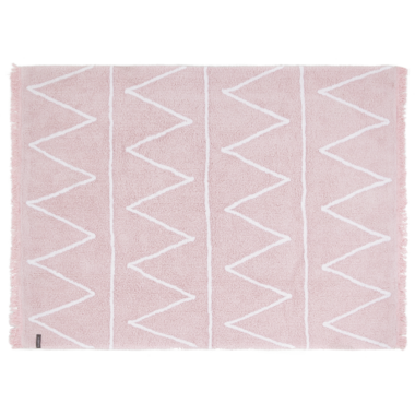 Lorena Canals Washable Rug Hippy Pink