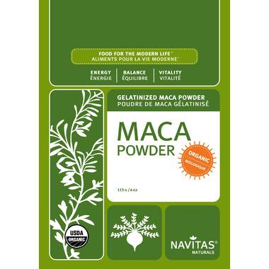Navitas Naturals Gelatinized Maca Powder
