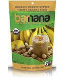 Barnana Peanut Butter Organic Chewy Banana Bites