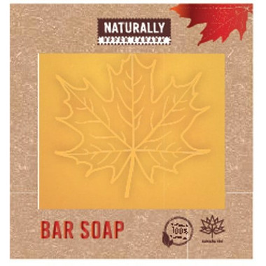 Naturally Upper Canada Bar Soap Maple