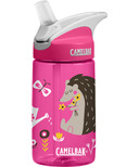 Camelbak Kids Eddy Water Bottle Hedgehogs