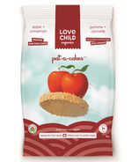 Love Child Organics Pat-A-Cakes Apple Cinnamon