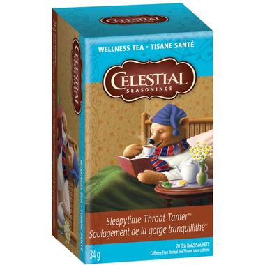 Celestial Seasonings Sleepytime Throat Tamer