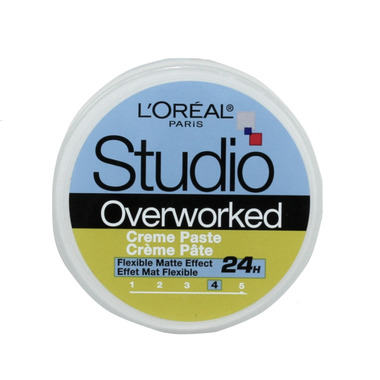 L\'Oreal Studio Line Overworked Creme Paste