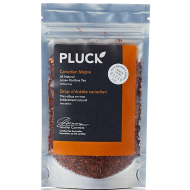 Pluck Tea Canadian Maple