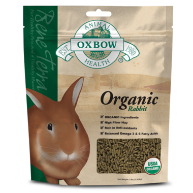 Oxbow Organic Rabbit Food