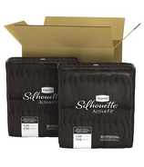 Depend Silhouette Active Fit Briefs with Moderate Absorbency