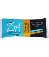Zing Peanut Butter Chocolate Chip Nutrition Bars
