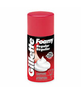 Gillette Foamy Regular Shaving Cream