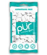 PUR Sugar-Free Wintergreen Gum Bag