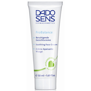 buy dado sens probalance soothing face cream at free shipping 35 in canada. Black Bedroom Furniture Sets. Home Design Ideas