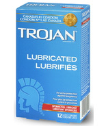 Trojan Spermicidal Lubricated Condoms